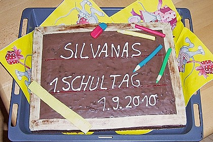 Polnischer Schokokuchen 66