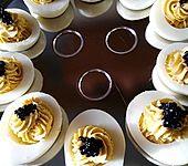 Gefüllte Eier (Bild)