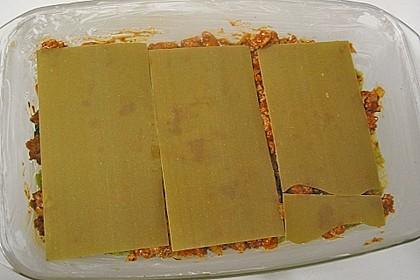 Lasagne mit Wirsing, Hackfleisch und Schafskäse 2