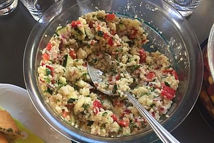 Couscous-Salat lecker würzig 83