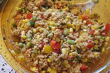 Couscous-Salat lecker würzig 42