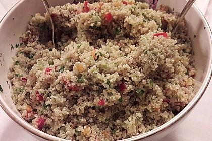 Couscous-Salat lecker würzig 26