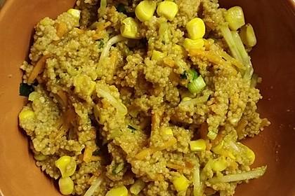 Couscous-Salat, lecker würzig 131