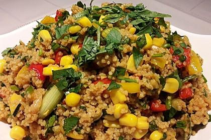 Couscous-Salat, lecker würzig 8