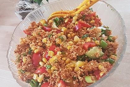 Couscous-Salat, lecker würzig 32