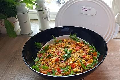 Couscous-Salat, lecker würzig 33