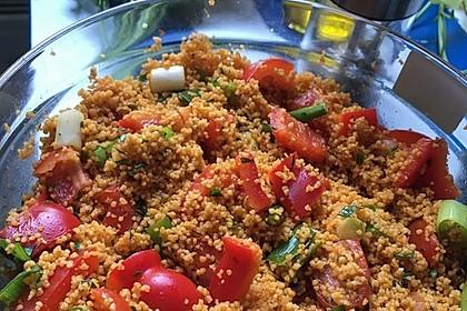 Couscous-Salat, lecker würzig 34