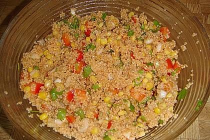 Couscous-Salat, lecker würzig 139