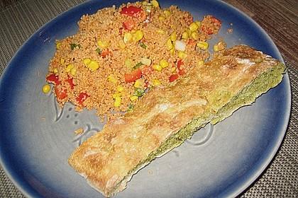Couscous-Salat, lecker würzig 105