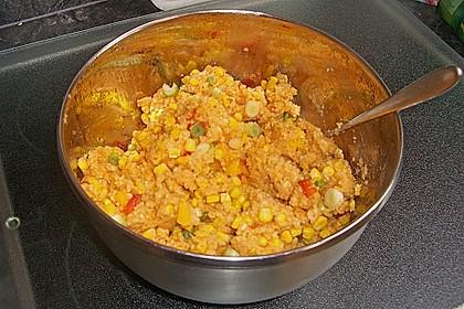 Couscous-Salat, lecker würzig 129