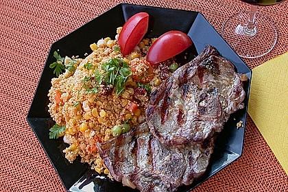 Couscous-Salat, lecker würzig 85