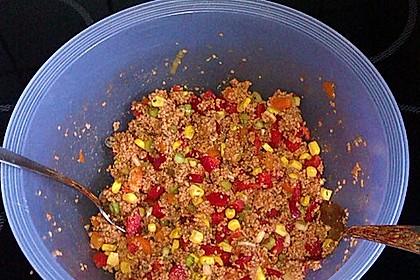 Couscous-Salat, lecker würzig 120