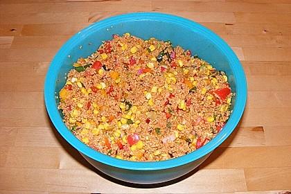 Couscous-Salat, lecker würzig 113