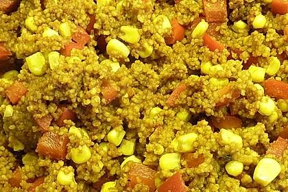 Couscous-Salat, lecker würzig 145