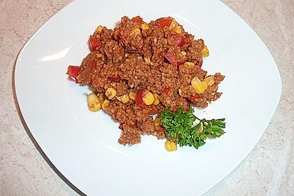 Couscous-Salat, lecker würzig 125