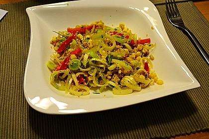 Couscous-Salat, lecker würzig 137