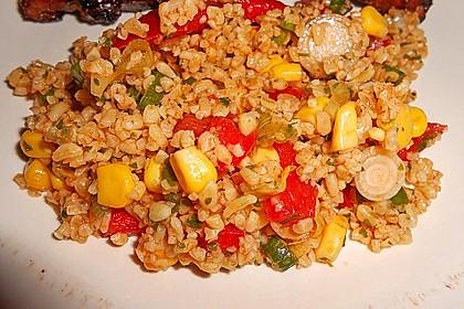 Couscous-Salat, lecker würzig 55