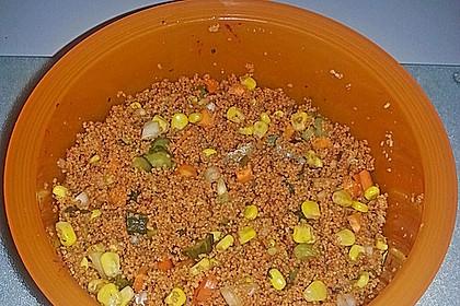 Couscous-Salat, lecker würzig 121