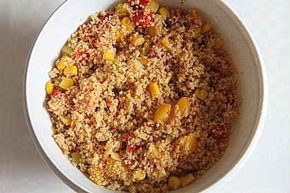 Couscous-Salat, lecker würzig 135