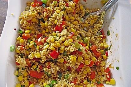Couscous-Salat, lecker würzig 63