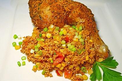 Couscous-Salat, lecker würzig 68
