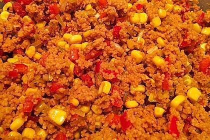 Couscous-Salat, lecker würzig 117