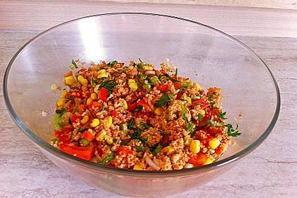 Couscous-Salat, lecker würzig 75