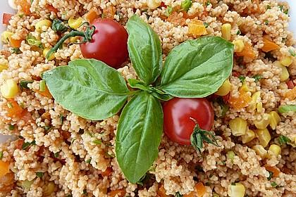 Couscous-Salat, lecker würzig 15