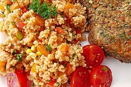 Couscous-Salat, lecker würzig 29