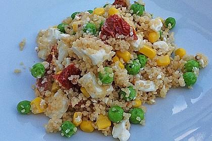 Couscous-Salat, lecker würzig 92