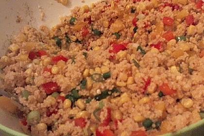 Couscous-Salat, lecker würzig 151
