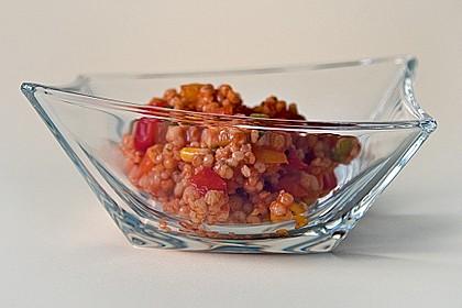 Couscous-Salat, lecker würzig 43