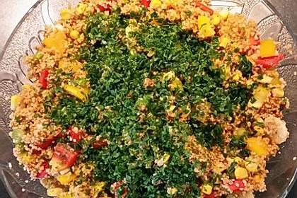 Couscous-Salat, lecker würzig 86