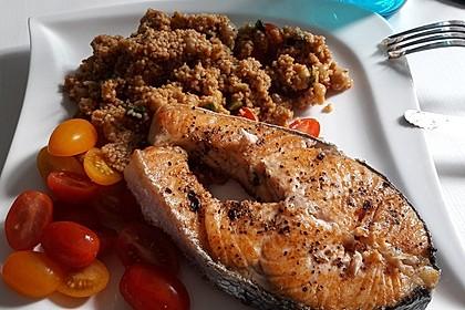 Couscous-Salat, lecker würzig 87
