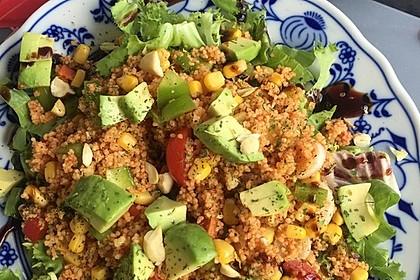 Couscous-Salat lecker würzig 47