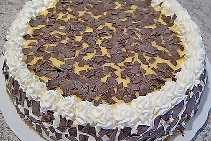 Knuspernuss - Biskuit - Torte 0