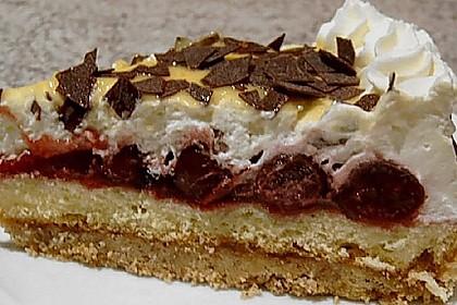 Knuspernuss - Biskuit - Torte 2