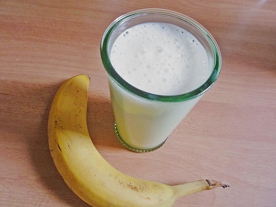 bananenmilch rezept mit bild von nleodolter chefkoch de