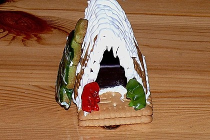 Hexenhaus aus Butterkeksen 66