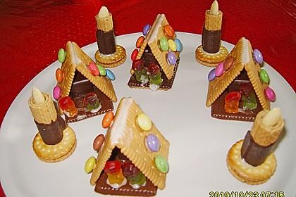 Hexenhaus aus Butterkeksen 5