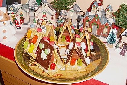 Hexenhaus aus Butterkeksen 32