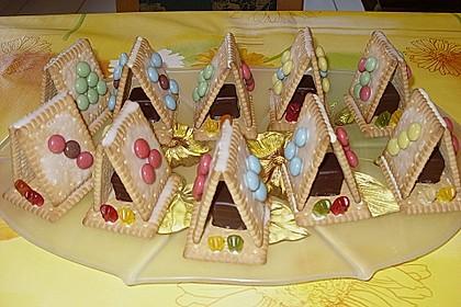Hexenhaus aus Butterkeksen 38