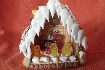 Hexenhaus aus Butterkeksen 2