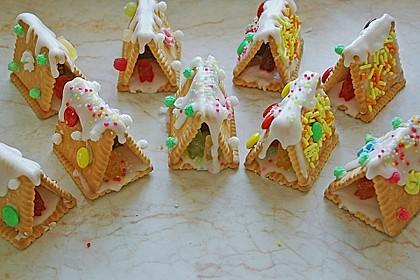 Hexenhaus aus Butterkeksen 41