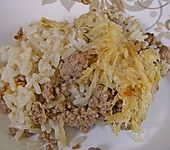Sauerkrautauflauf á la Keggi (Bild)