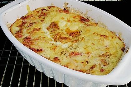 Überbackenes Kartoffelpüree 4