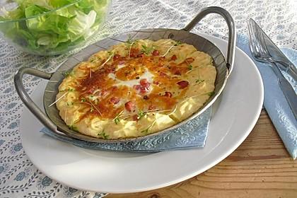 Überbackenes Kartoffelpüree 2