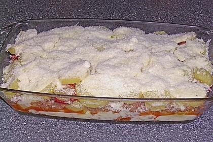 Kartoffel - Hack - Lasagne 1