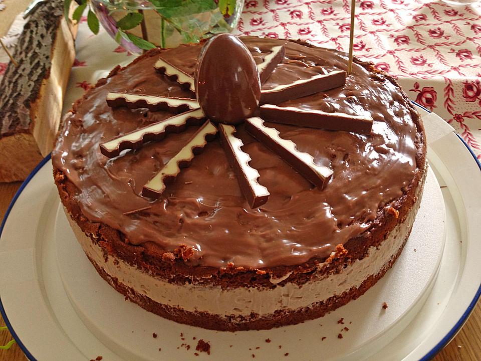 Beliebt Bevorzugt Kinderschokoladen - Torte von Cookie-princess | Chefkoch.de #WQ_47