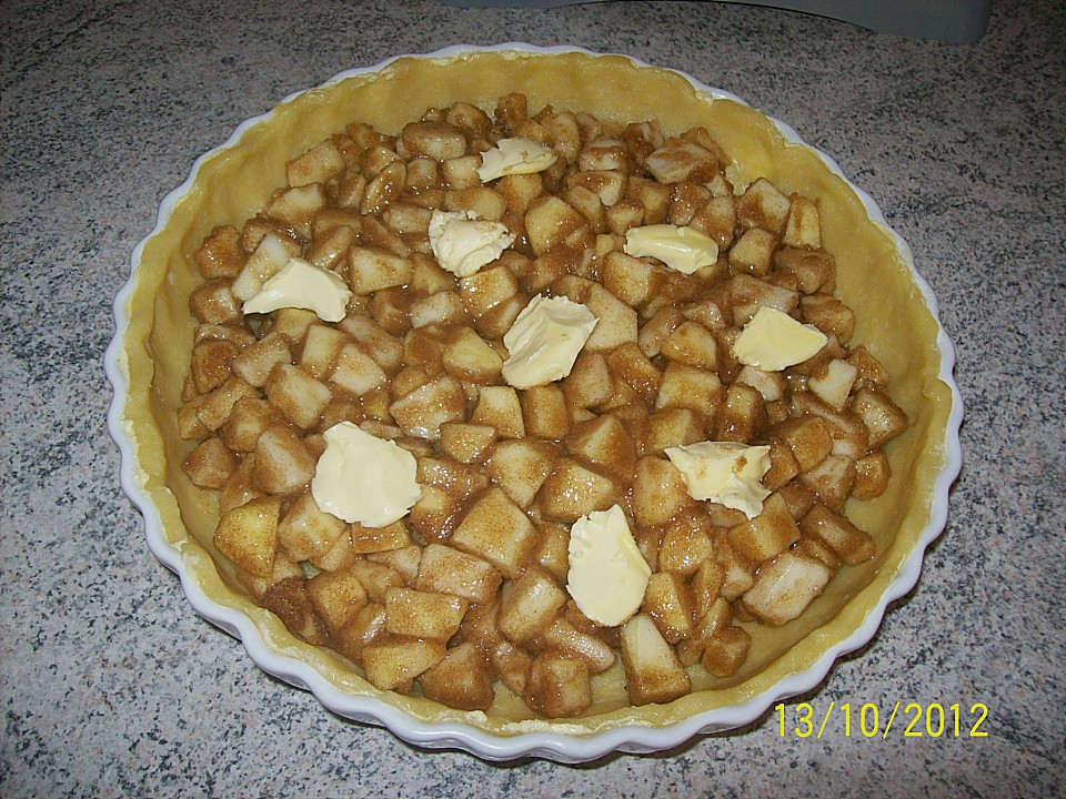 American Apple Pie (Rezept mit Bild) von schokoerdbeerchen | Chefkoch ...